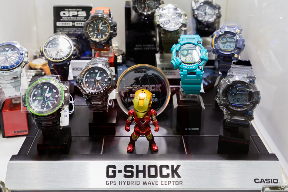 高雄購物 春天鐘錶