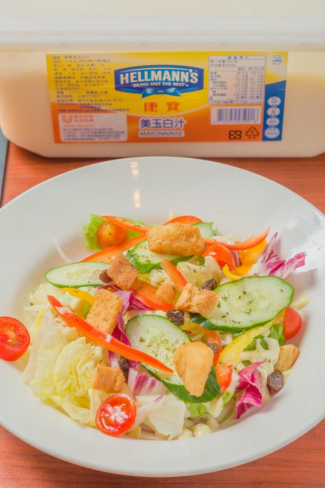 享受Hellmann's美味沙拉之旅 - 米奇諾