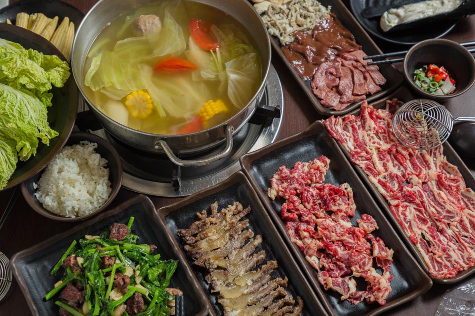 牛爽涮牛肉火鍋專賣店