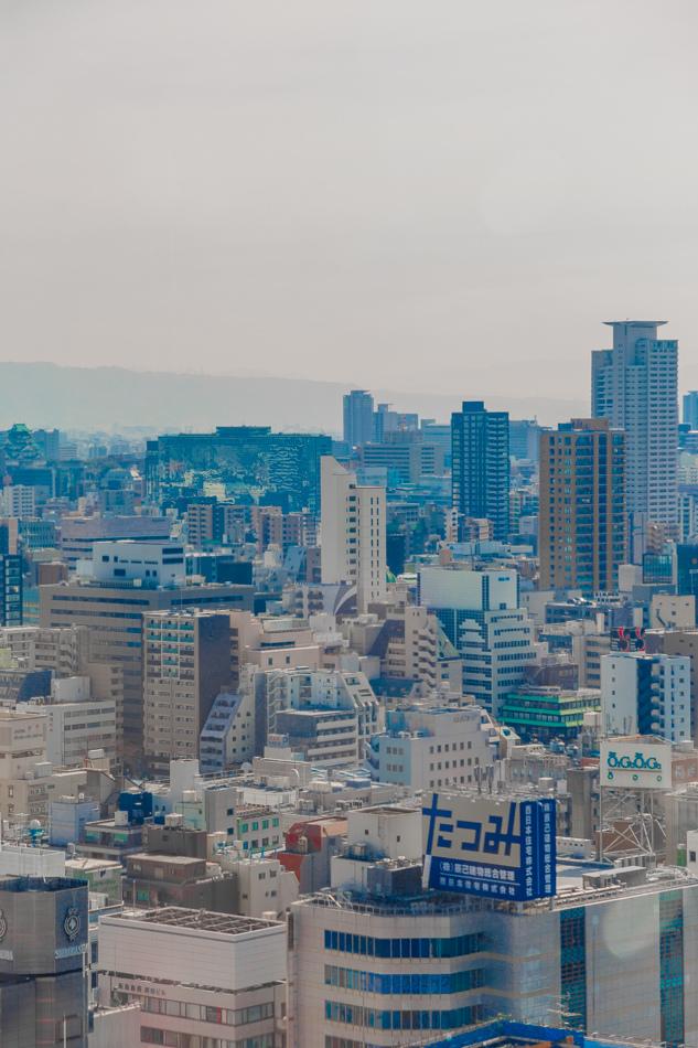 日本旅遊 - 2017年大阪5天4夜自由行 x DAY3-1 摩天輪