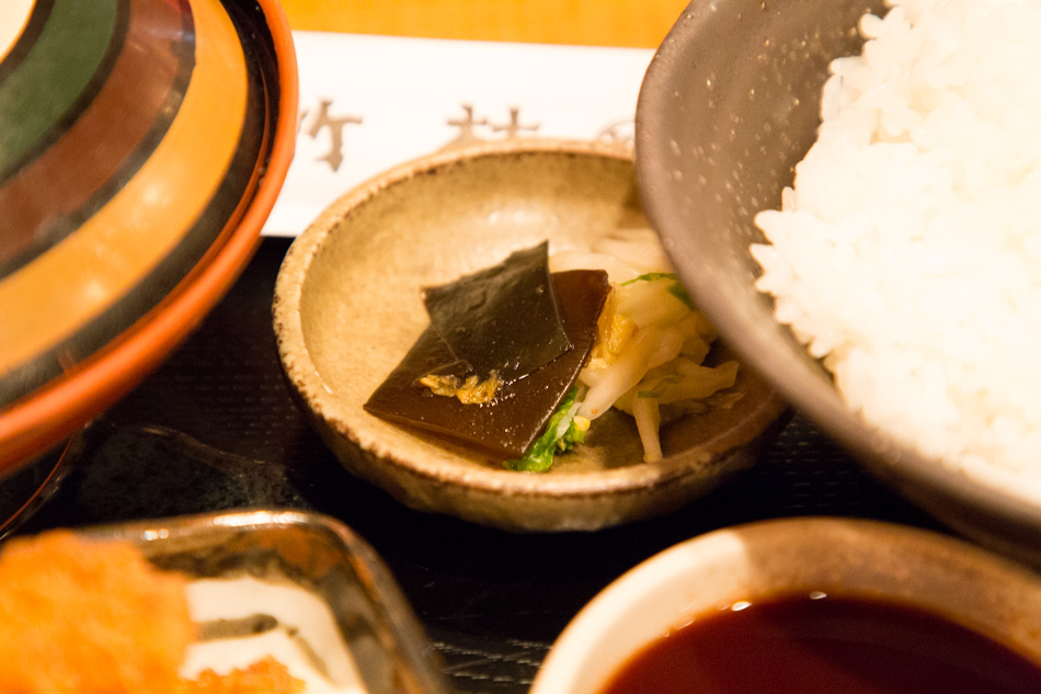 日本旅遊 - 2017年大阪5天4夜自由行 x DAY3-2午餐 - 珍竹林和食