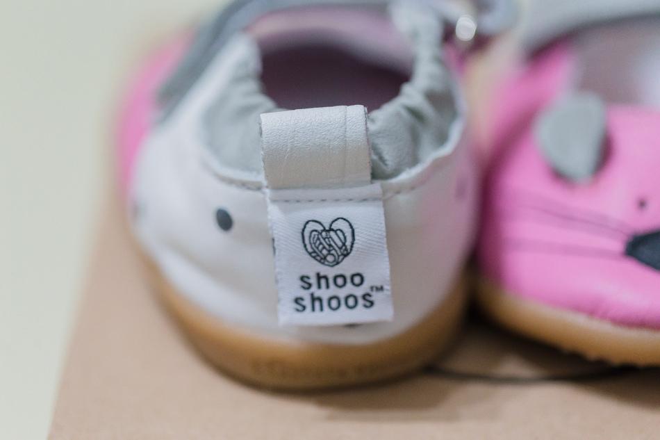 SHOOSHOOS學步鞋