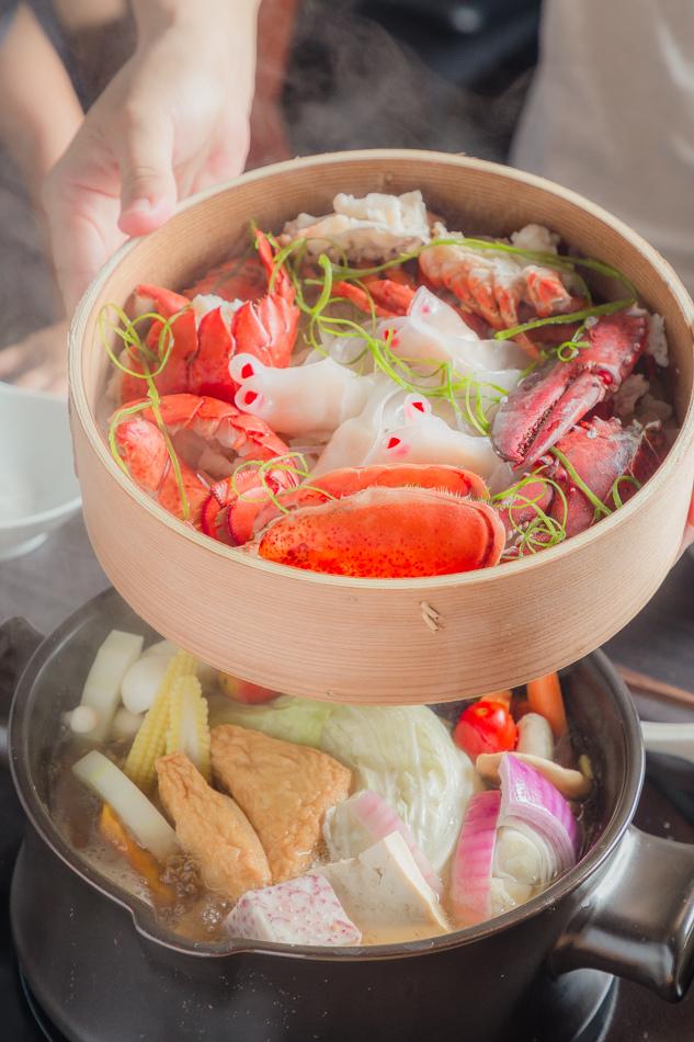 鍠樂極上和牛海鮮鍋物