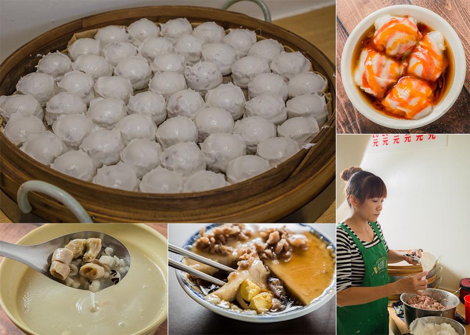 鳳山 赤山肉圓/碗粿