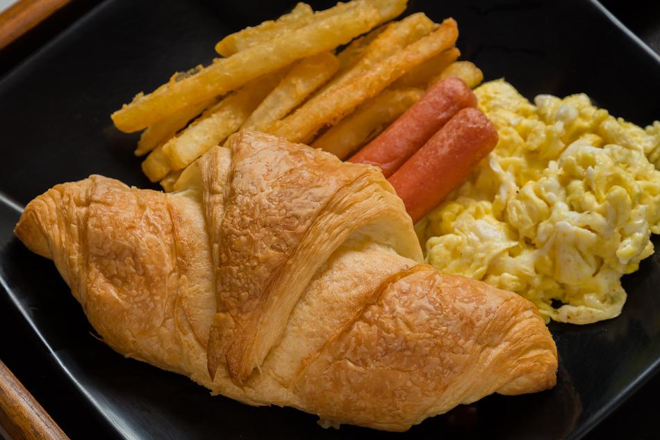 田揚早午餐