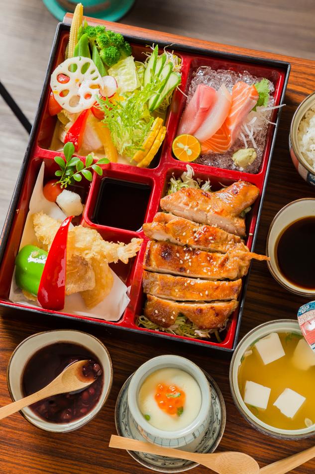 五本鍋物日本料理