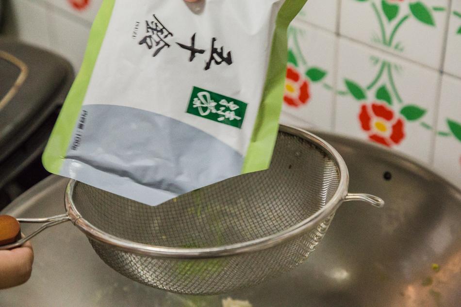 食譜 - 抹茶炒飯