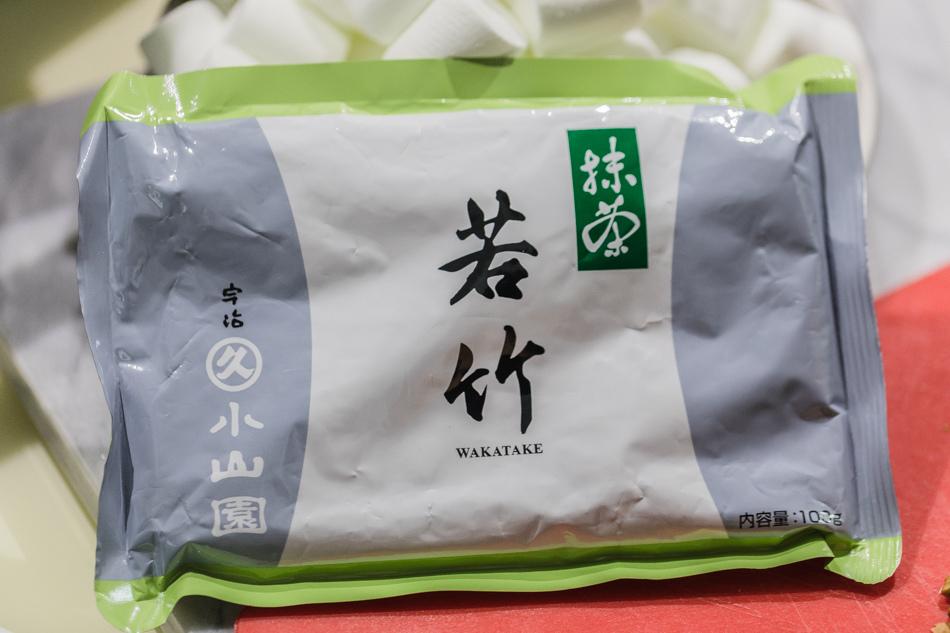 抹茶雪Q餅