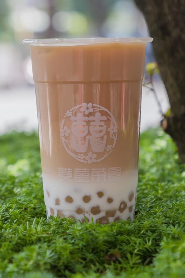 雙囍茶會-珍珠奶茶