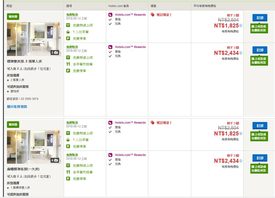 Hotels.com訂房教學6