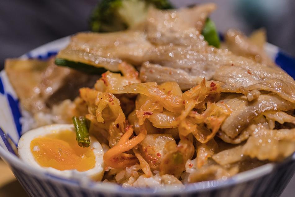 高雄美食 - 新光三越開丼 x 地表最強日式燒肉丼飯