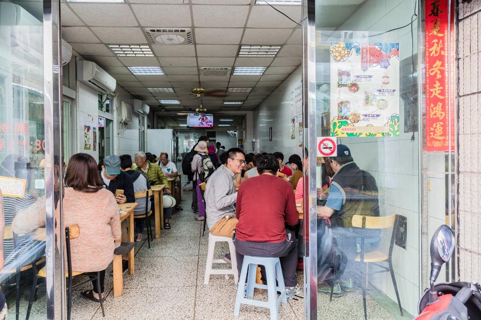 澎湖文康早餐街