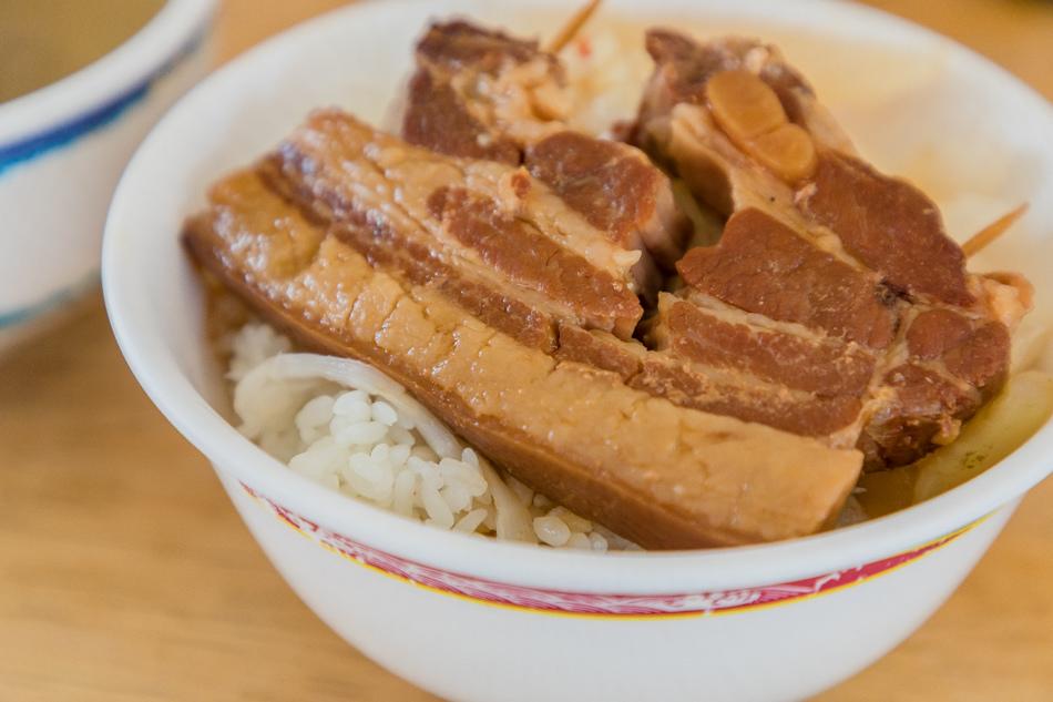 埔里美食旅遊 - 李仔哥滷肉飯