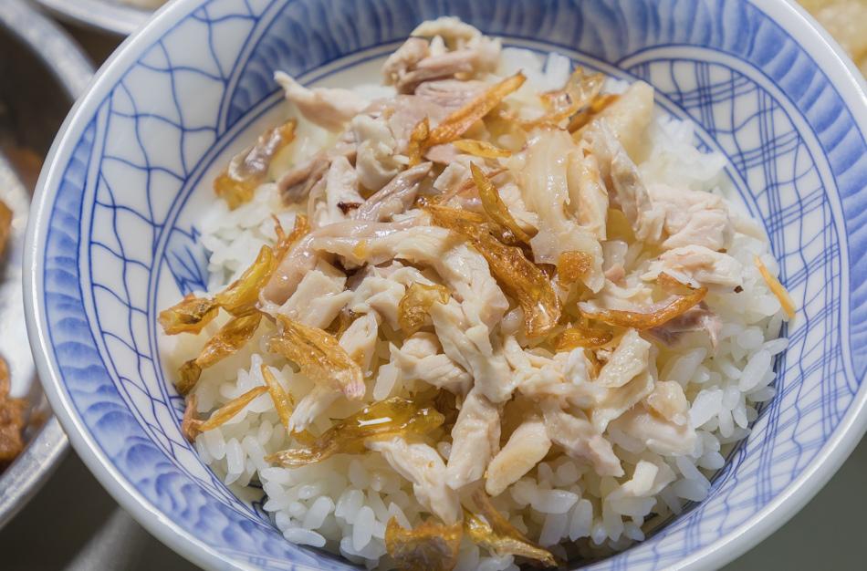 嘉義美食 - 劉里長火雞肉飯