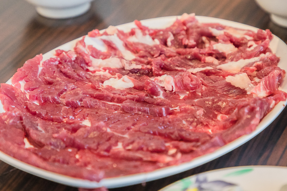 台南美食 - 上牛村牛肉火鍋