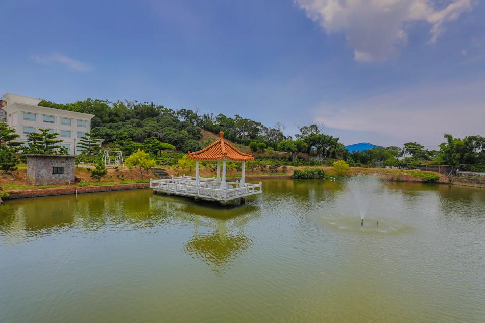 苗栗造橋綠池庭園餐廳