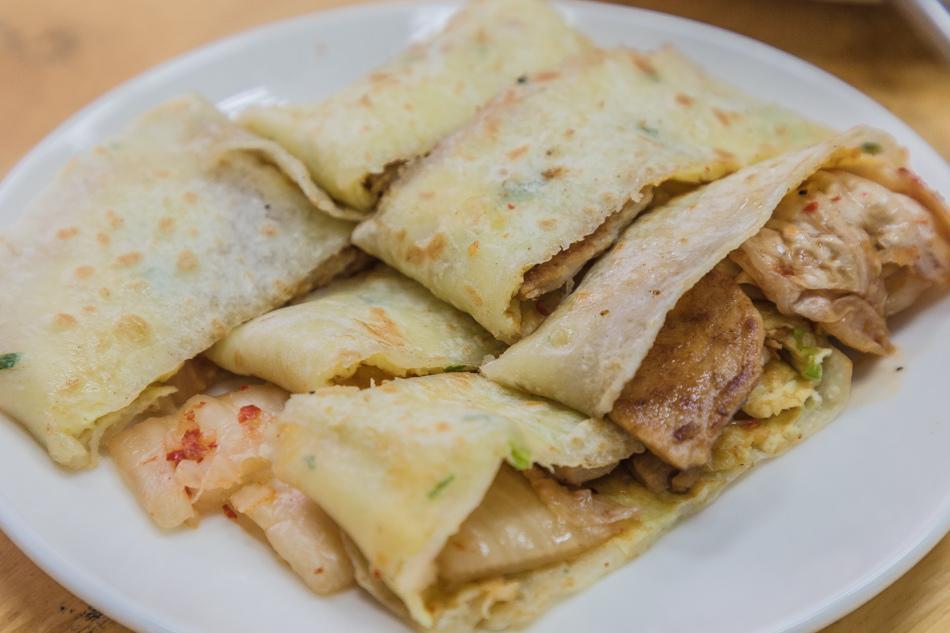 台中美食 - 台灣洋行綠豆沙