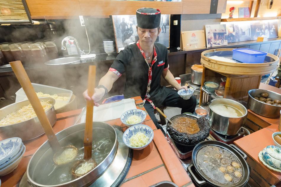 台南美食 度小月擔仔麵