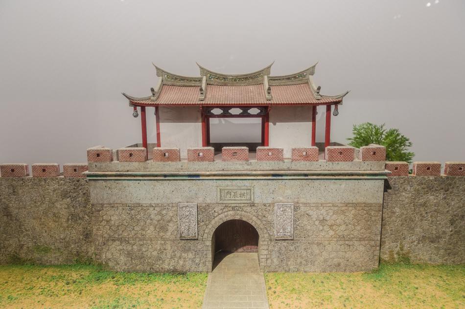高雄景點 - 左營舊城見城館