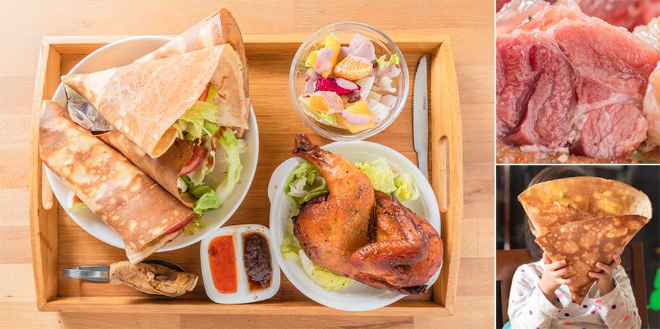 台南美食 - 台南早午餐 - Relax Brunch輕鬆點