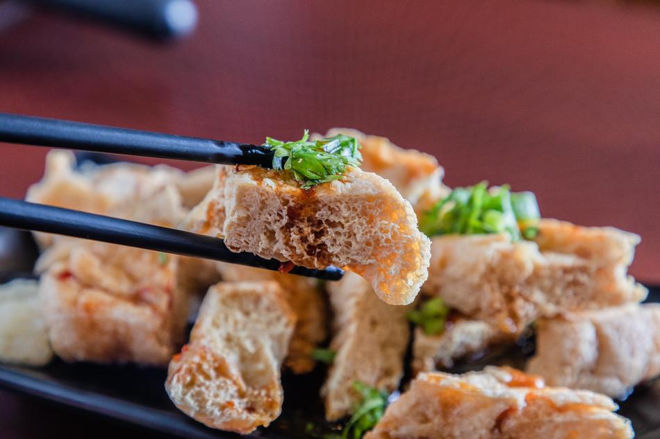鮮記海產粥、臭豆腐