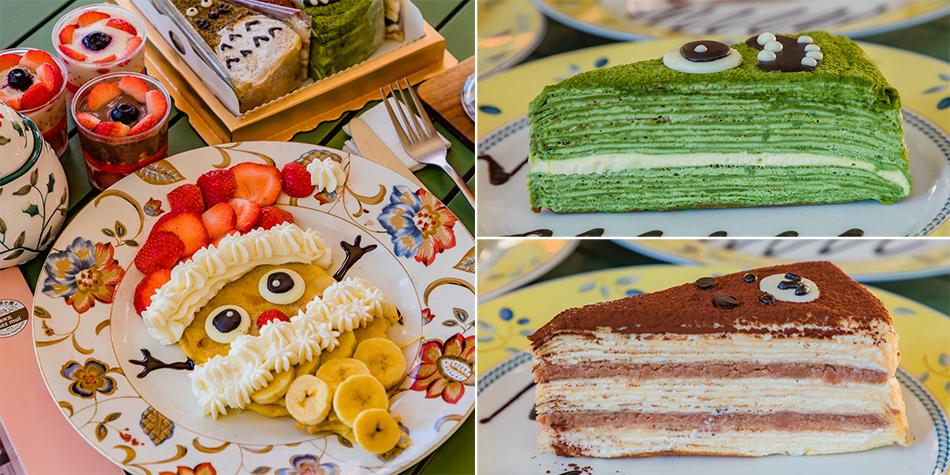 亞力的家 / 法式薄餅 / 千層蛋糕 / 高雄下午茶推薦