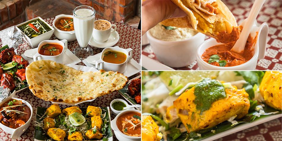 台中美食 - 斯里頂級印度餐廳 / 台中異國料理