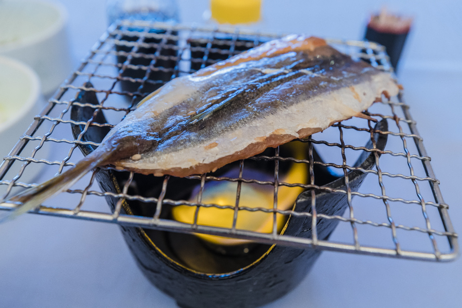 千草市小松屋渚館早餐篇