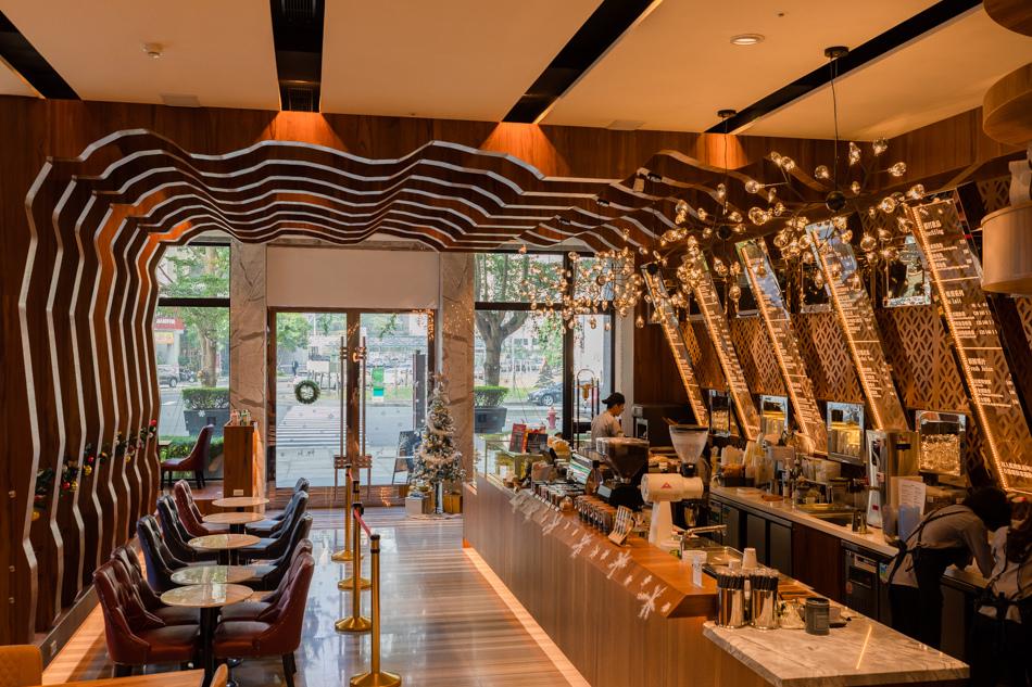 酷多思KUDOS COFFEE/高美館早午餐/高美館早餐/高美館咖啡