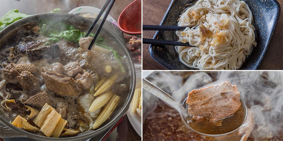 三多商圈 - 鴨祖將炭燒極品薑母鴨