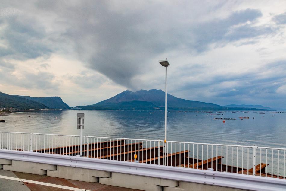 鹿兒島旅遊 - 櫻島活火山