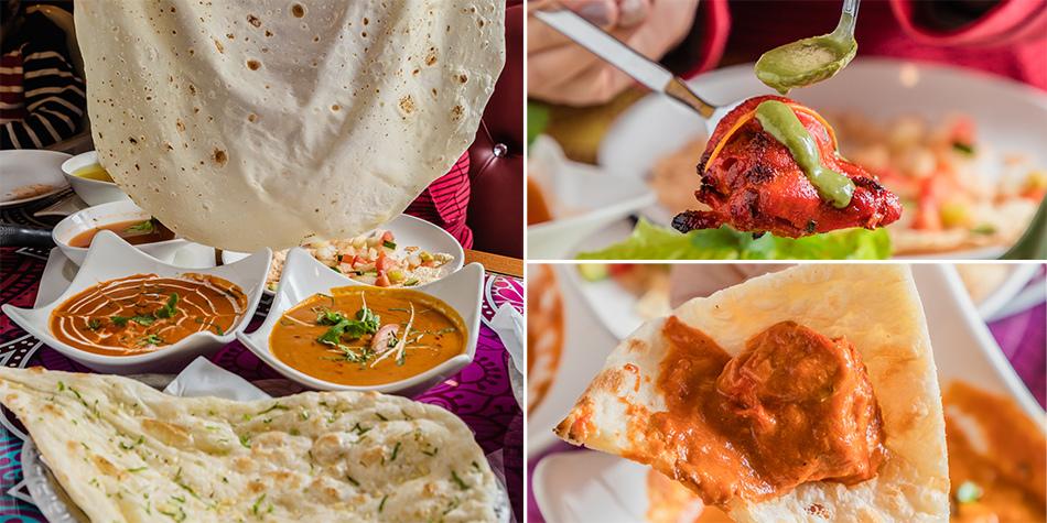 高雄美食 - 瑪哈印度料理
