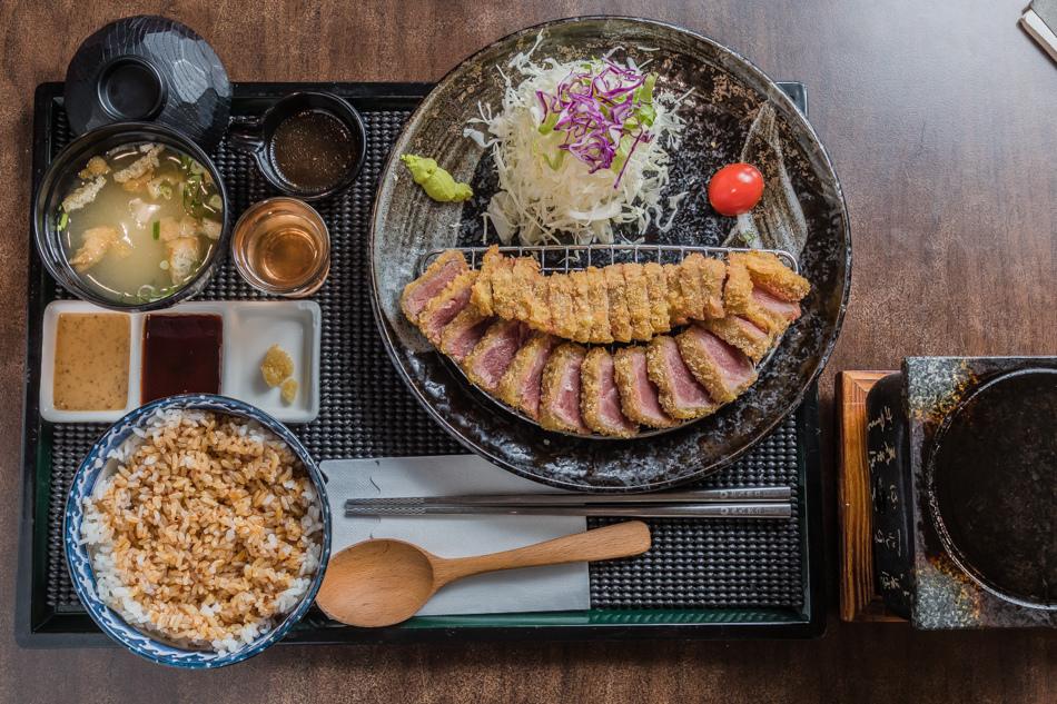 台南美食 - 五妃廟丼FUN
