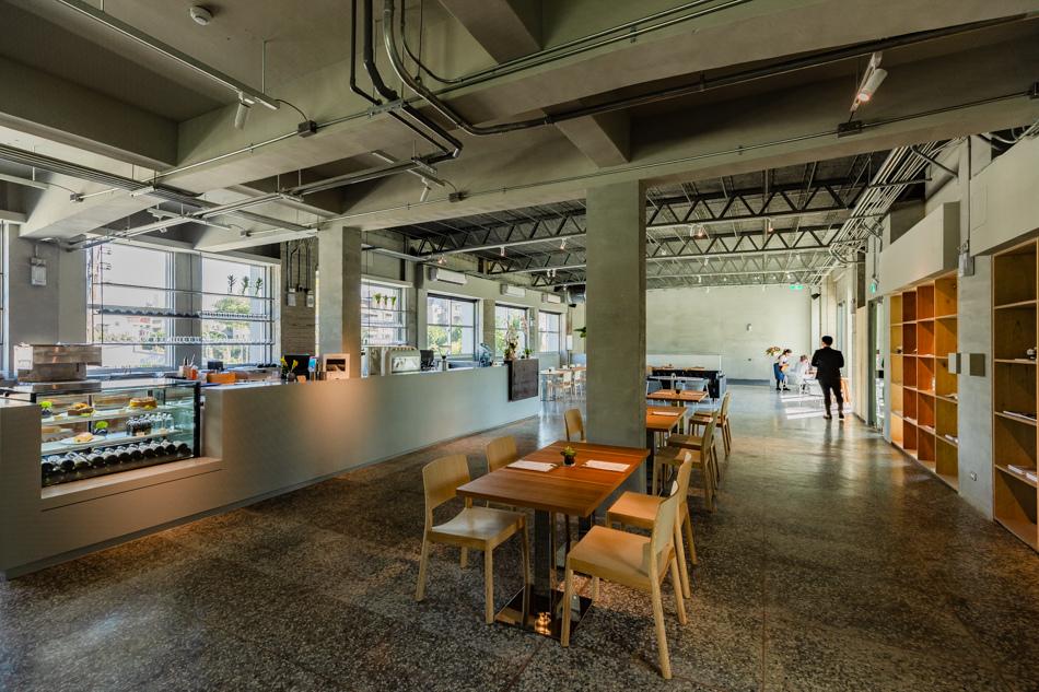 金馬賓館當代美術館 ALIEN CAFE。早午餐/下午茶/永添文創