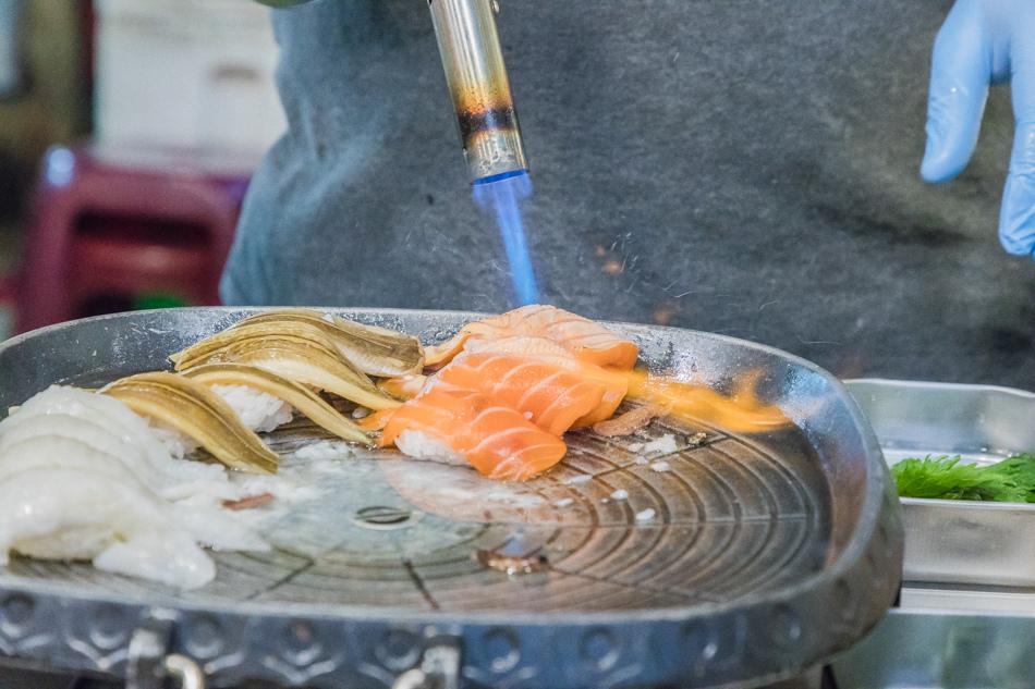 華僑市場 - 漁郎生魚片