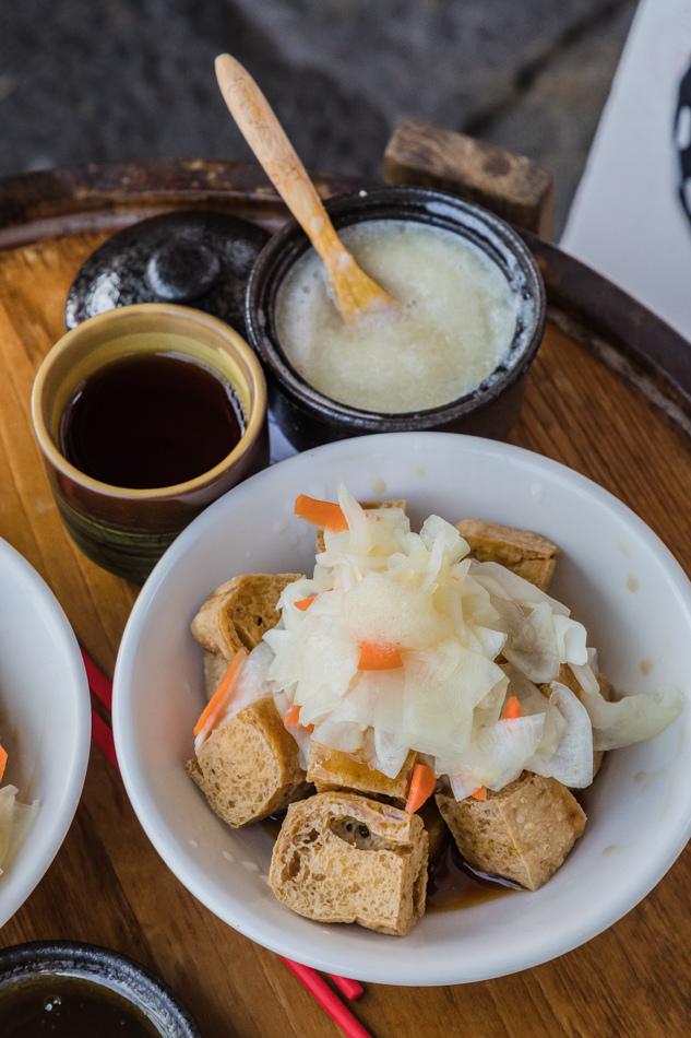 屏東美食 一碗豆腐/臭豆腐/炸豆腐/黑糖豆花