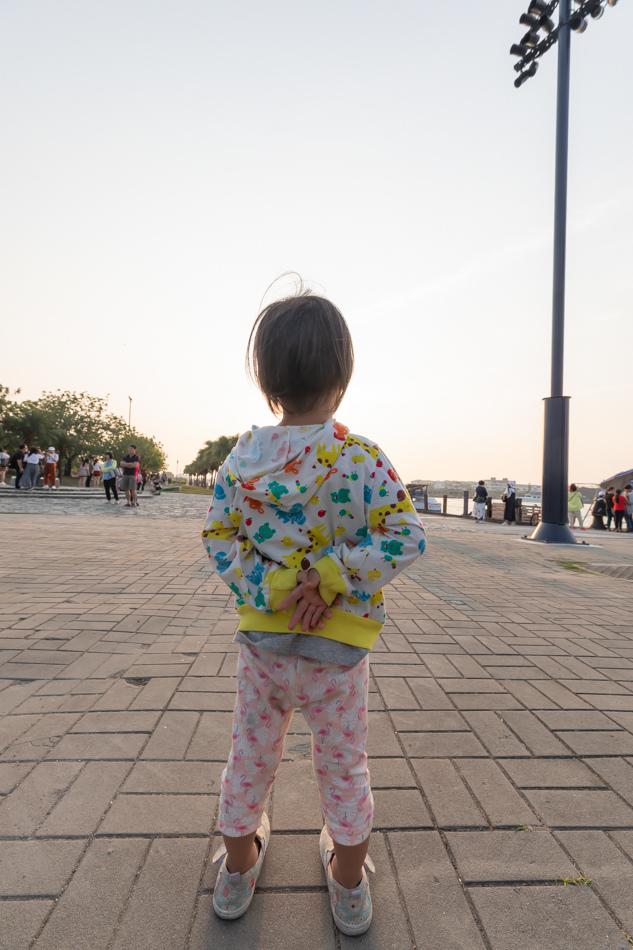 台南景點 / 大魚的祝福 / 安平九重葛