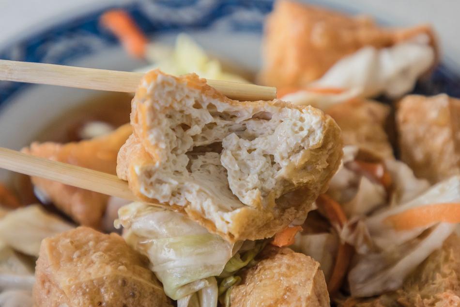 萬丹美食 - 阿國臭豆腐