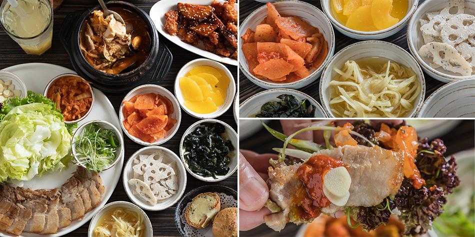 高雄美食 / 三民區 / 玉豆腐韓式料理
