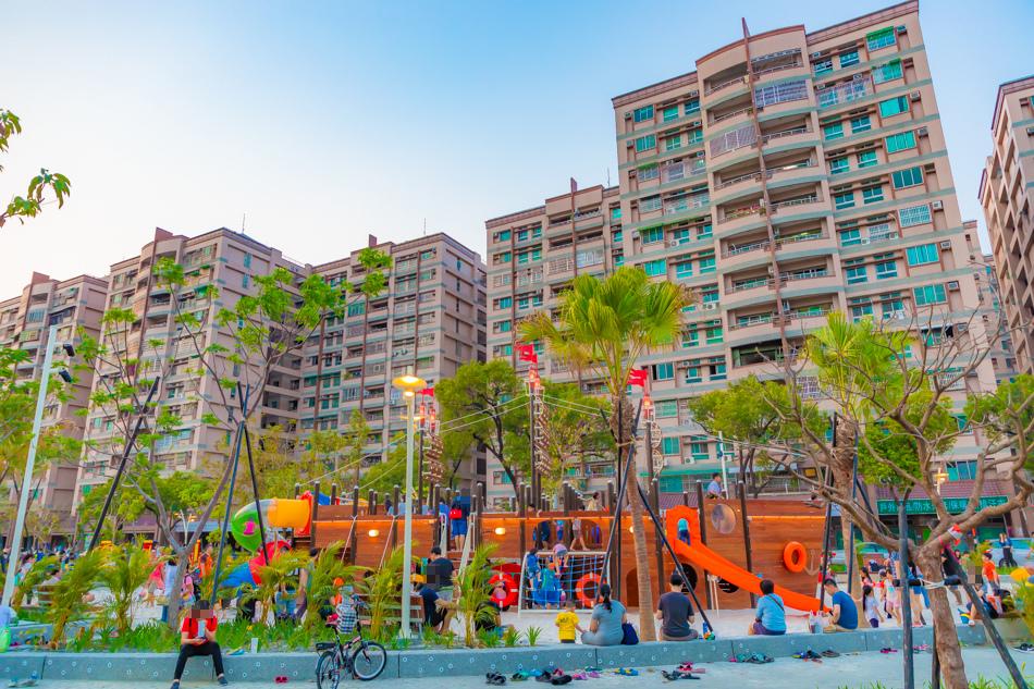 屏東親子旅遊 - 永大公園