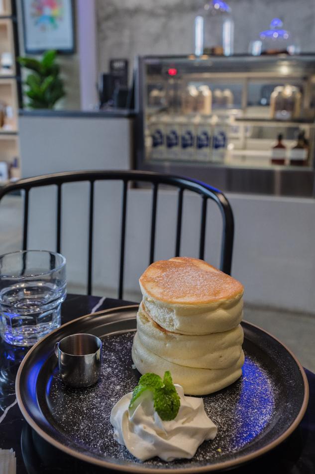 楠梓美食 - 靠杯咖啡 / 舒芙蕾