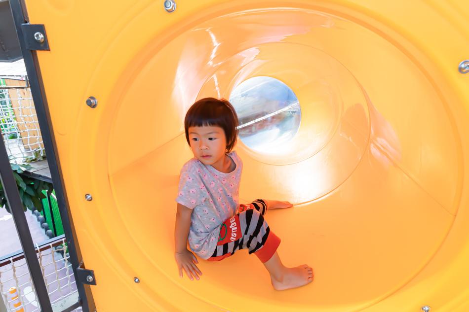 台南親子旅遊-永康貨櫃公園