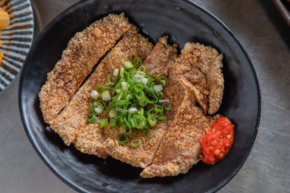 古早味炸肉排(50元)