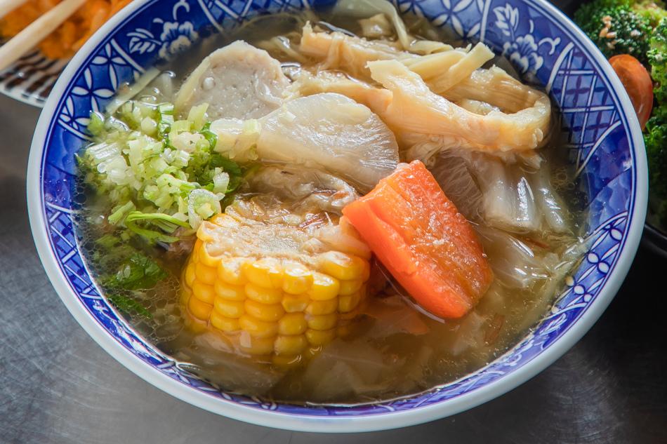 招牌古早味飯湯(50元)