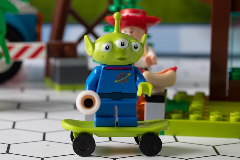 玩具總動員4樂高積木