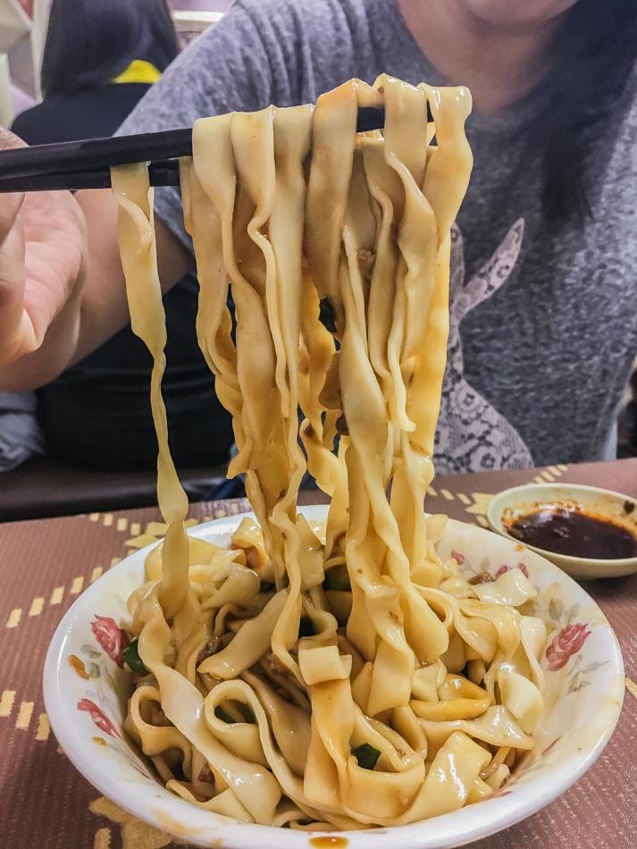 岡山美食 馮家市場麵