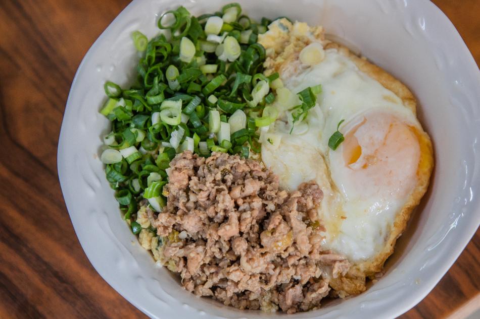 岡山美食 - 煎炒蛋麵