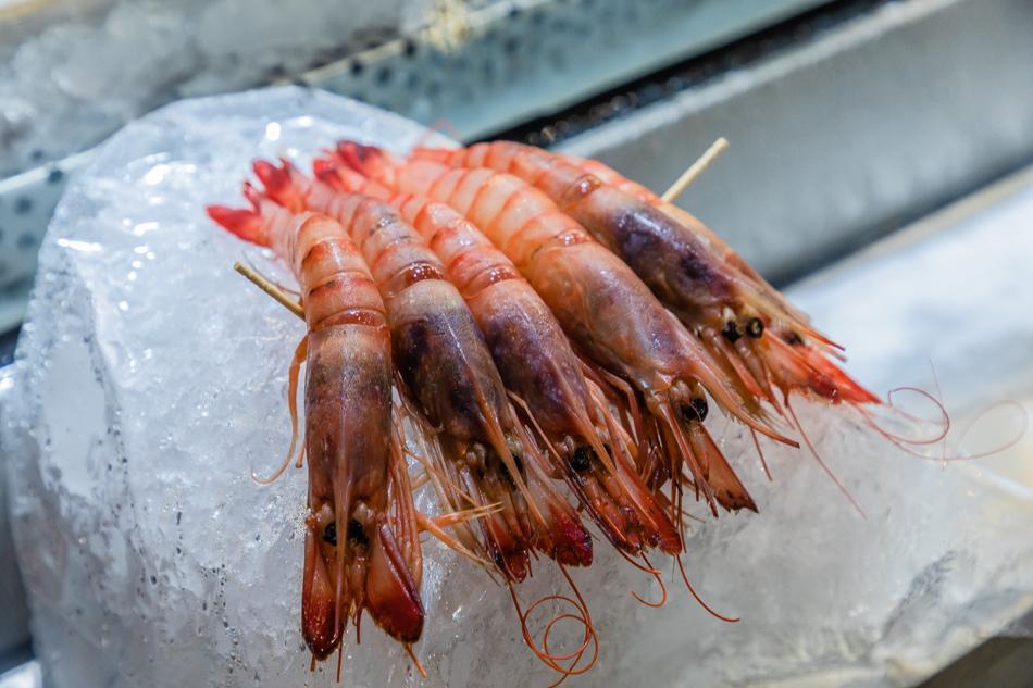 華僑市場 王匠生魚片
