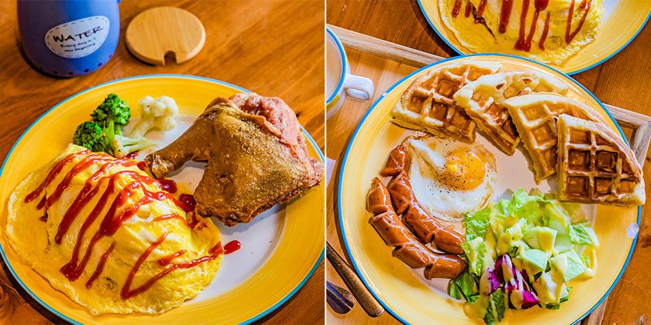 燕巢美食 - 傑克廚房 x 樹德科技大學旁的平價早午餐