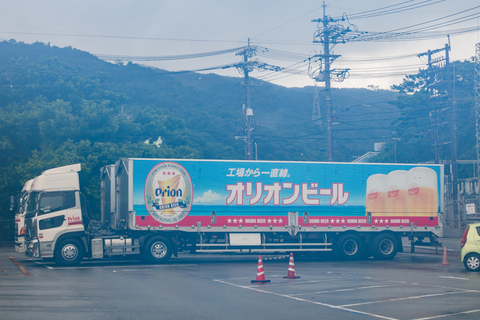 沖繩景點 - orion啤酒觀光工廠